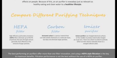 How to Choose an Air Purifier? [Infographic]