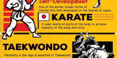 Which Martial Art Is Right For You? [Infographic]