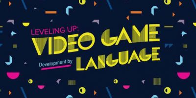 Video Game Development by Programming Language [Interactive Infographic]