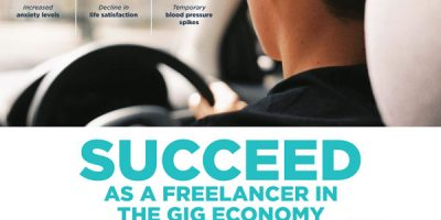Getting Ahead In the Gig Economy [Infographic]