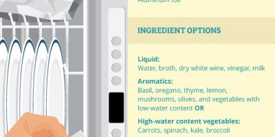 Seafood Cooking Tips & Tricks [Infographic]