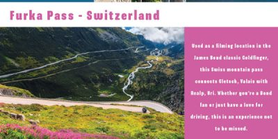 10 Road Trips That You Should Add to Your Bucket List [Infographic]