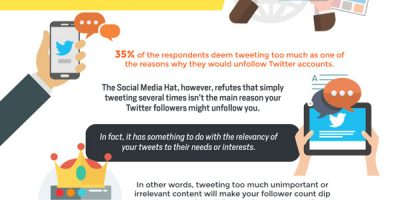 6 Social Media Behaviors to Avoid in 2017 [Infographic]