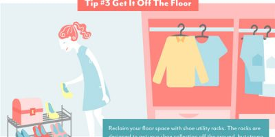 The Minimalist Approach to Maximizing Space [Infographic]