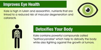 Health Benefits of Kale [Infographic]