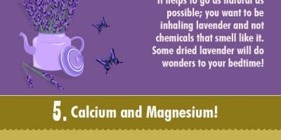 10 Natural Remedies for Insomnia [Infographic]