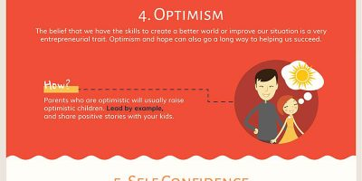 How To Teach Kids To Be Entrepreneurial [Infographic]