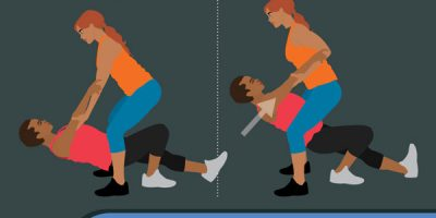 How to Get Fitter with a Fitness Buddy [Infographic]