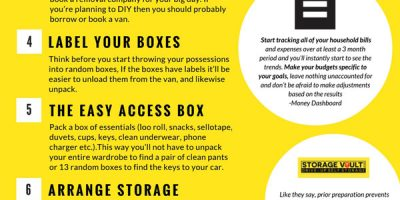 10 Brilliant Tips for Moving Home