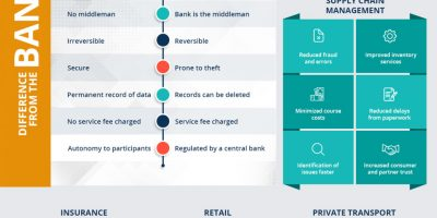 Blockchain Demystified: Infographic for Beginners