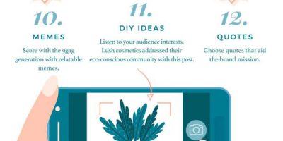 23 Instagram Post Ideas for Businesses