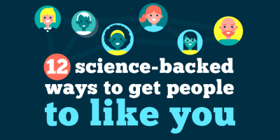 12 Science-Backed Ways to Get People to Like You