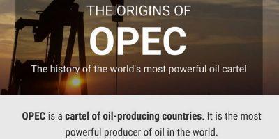 The Origins of OPEC [Infographic]