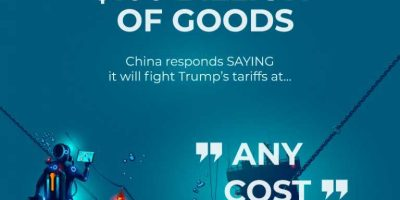 The Trade War Saga Infographic