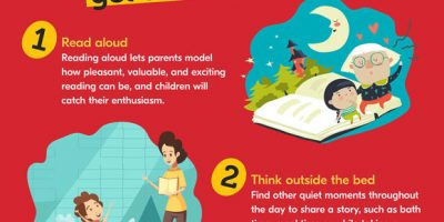 How to Raise a Reader [Infographic]