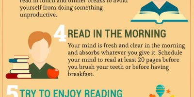7 Ways To Develop a Lifetime Reading Habit
