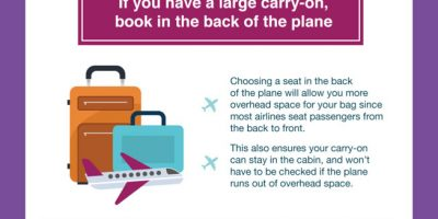 Air Travel Hacks You Should Know [Infographic]