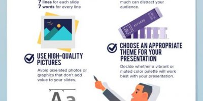 How to Become a Successful Presenter [Infographic]