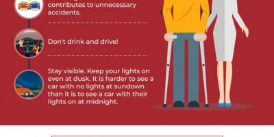 Legal Steps to Take When Injured by Another Driver [Infographic]