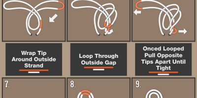 How to Tie a Single Loop Drawstring