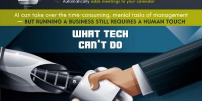 Can AI Replace Your Manager? {Infographic}