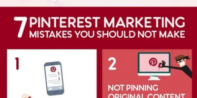 Common Pinterest Marketing Mistakes