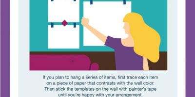 Hanging Hacks That Won't Ruin Your Walls