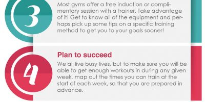 7 Tips for Joining a Gym [Infographic]