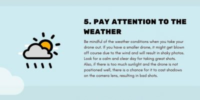 10 Drone Photography Tips [Infographic]
