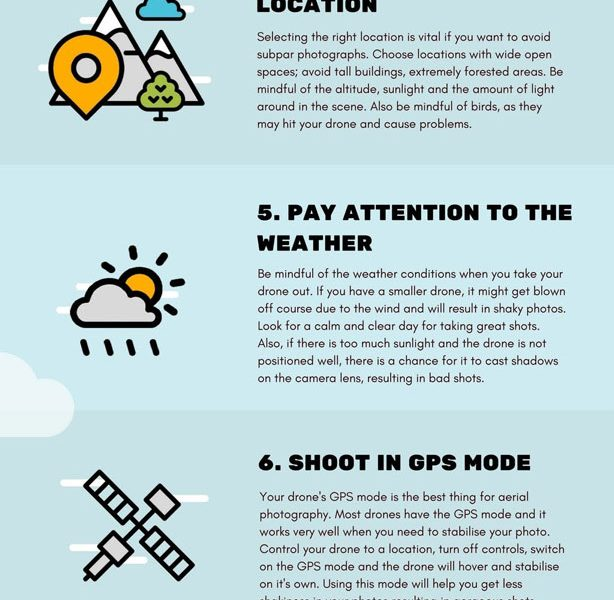 10 Drone Photography Tips [Infographic] - Best Infographics
