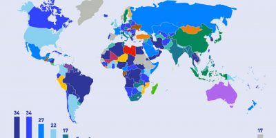 The First Jobs of World Leaders [Infographic]