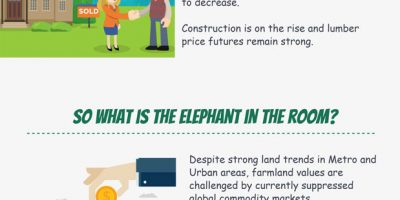 Reasons to Invest in Land [Infographic]