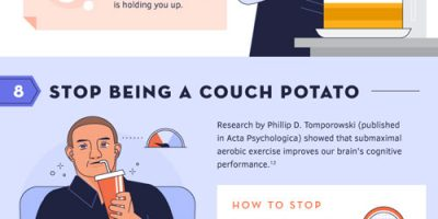 13 Things to Stop Doing Today to Be More Productive [Infographic]