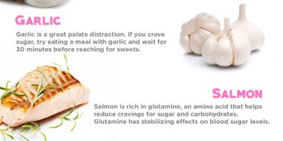 How to Get Rid of Sugar Cravings [Infographic]