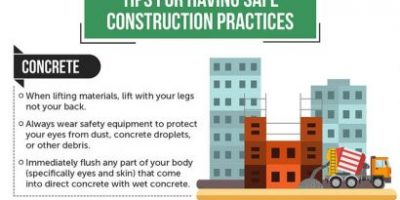 Construction Safety 101 [Infographic]