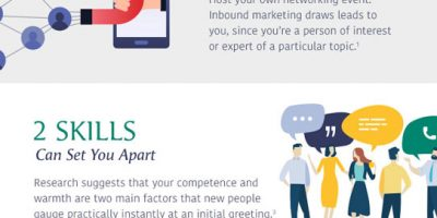 5 Tips for Your Next Networking Event [Infographic]