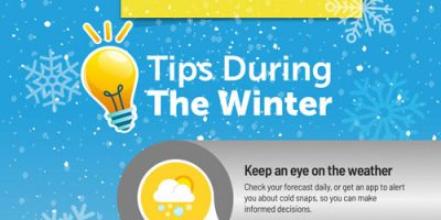 Plumbing Tips for Winter [Infographic]