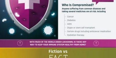 Boosting Your Immune System – Fact vs. Fiction [Infographic]