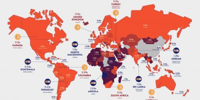 The Countries That Pay the Most & Least for Netflix