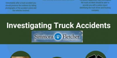 Investigating Truck Accidents [Infographic]