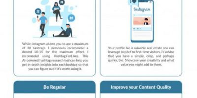 How to Monetize Your Instagram Account [Infographic]