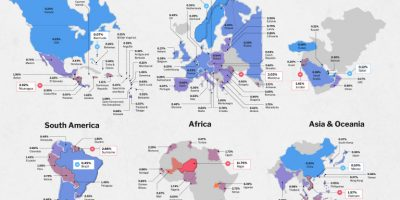 The Countries Where Apple Music is Most & Least Affordable