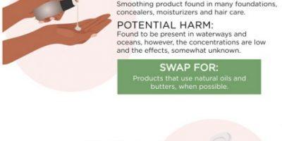 8 Environmentally Destructive Beauty Ingredients
