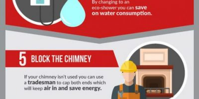 10 Ways to Save On Heating This Year [Infographic]