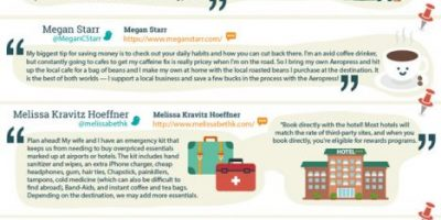 18 Must Know Tips from Travel Pros [Infographic]