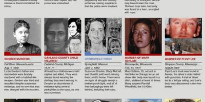 The Most Chilling Cold Cases in Every State