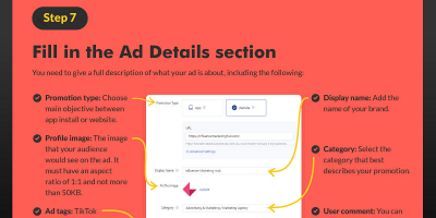 A Small Business Guide to TikTok [Infographic]