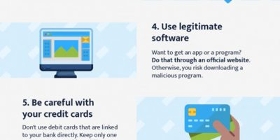 9 Internet Safety Tips [Infographic]