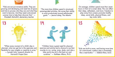 27 Reasons Summer Play Is Important for Kids