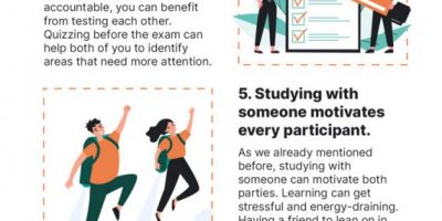 9 Benefits of Having a Study Buddy [Infographic]